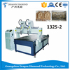 multi head cnc router wood carving machine 1325-2/Cnc Hot selling wood router LZ1325-2 engraving machine in factory price