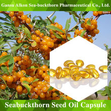 Indigestion abdominal distension and pain gastritis Seabuckthorn seed oil capsule Seabuckthorn seed oil capsule
