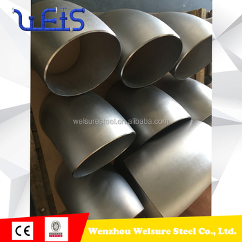 China factory ms schedule 80 steel pipe fittings 45 degree elbow