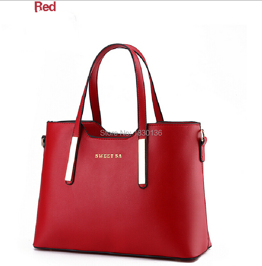 Cheap Red Leather Tote Bags, find Red Leather Tote Bags deals on ...