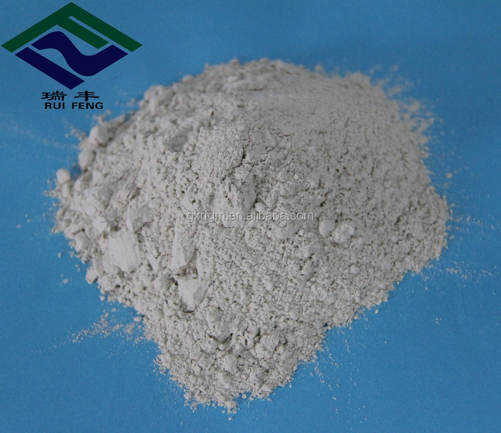 acid activated bentonite clay powder chemicals for recycling used oil in china