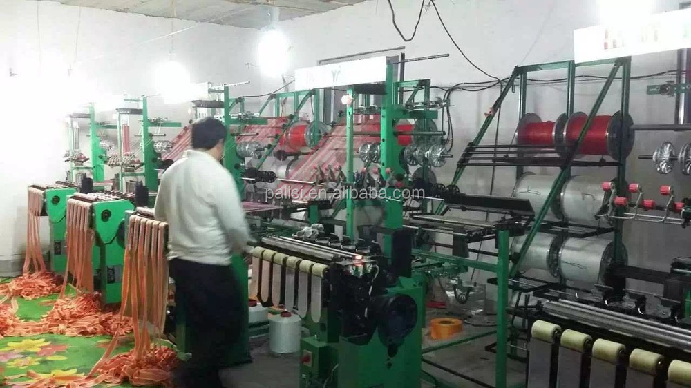 Ribbon Making Machine Narrow Fabric Making Needle Loom