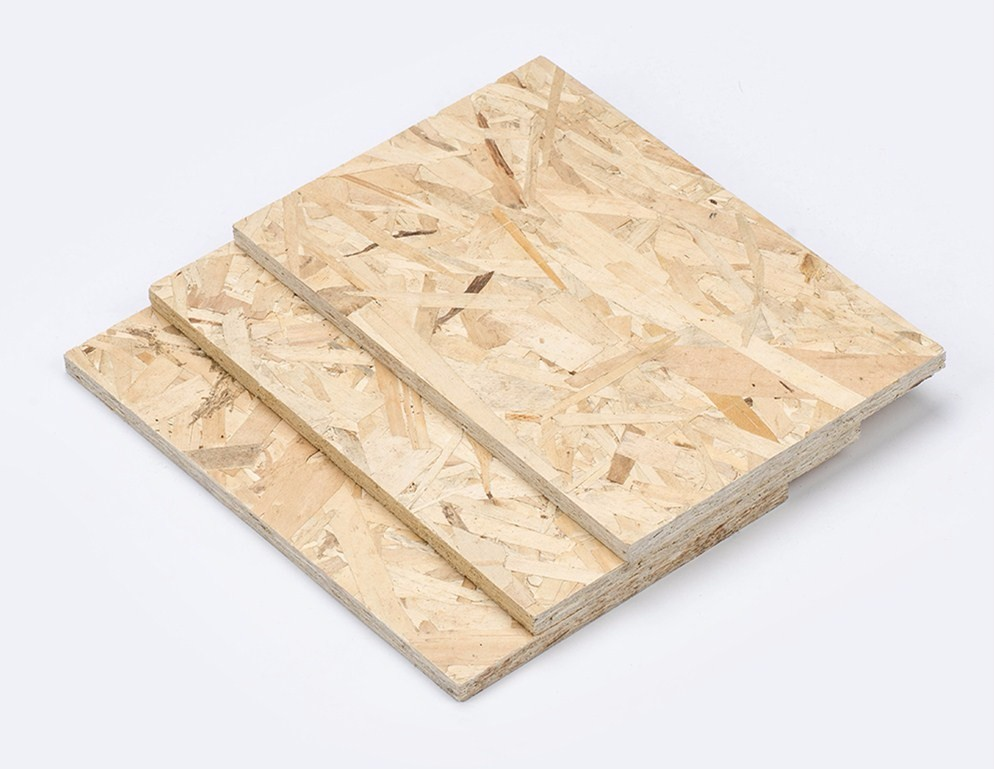 Linyi production base oriented strand board for furniture