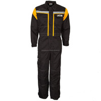 cover all work wear, Professional Reflective Work Coverall / One Piece Work Uniform,