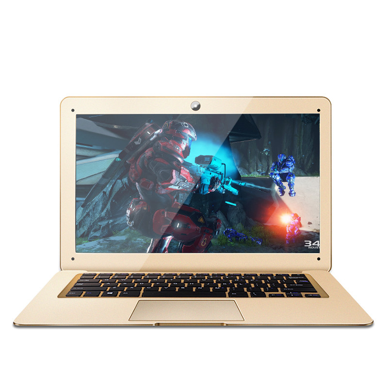 Wholesales cheap win10 laptop 14 Inch Intel Celeron J1900 Quad Core Fast Boot Ultrabook Computer