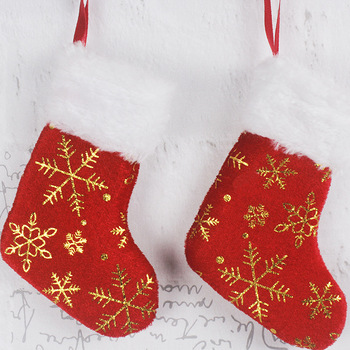 velvet christmas holiday crew socks red christmas stocking monogrammed gold embroidered christmas stockings ornament storage bag