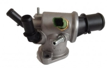 alfa romeo engine coolant engine coolant thermostat housing fits alfa romeo fiat ... alfa romeo dohc engine diagram #11