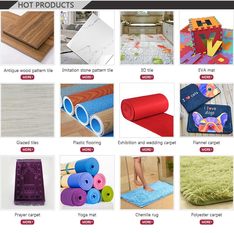 Lagere prijs korting promotie antislip natuurlijke rubber yoga mat