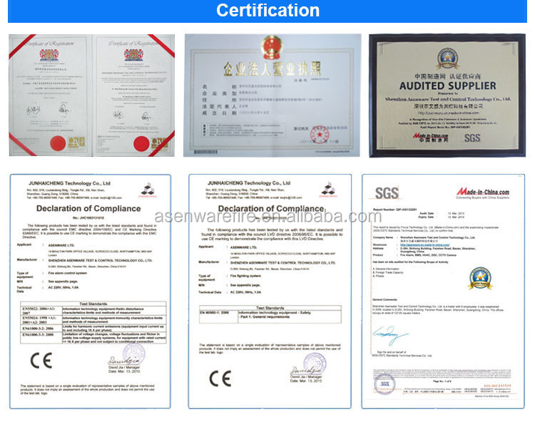 New Material Pv Heat Detector Fire Alarms Made In China