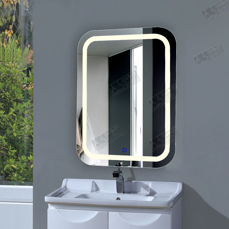 Factory direct cheap touch screen illuminated bathroom for Where can i buy bathroom mirrors