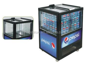Kühlschrank Getränke : Supermarkt kühleinheit kühlraum vier seitlichen glas freistehende