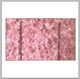 Pink agate composite stone slab