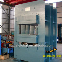 hydraulic press for eva/rubber with ISO9001 and CE
