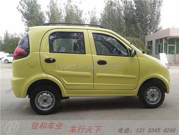 Wheel Drive Cheapest Electric Car Made In China Eec Buy