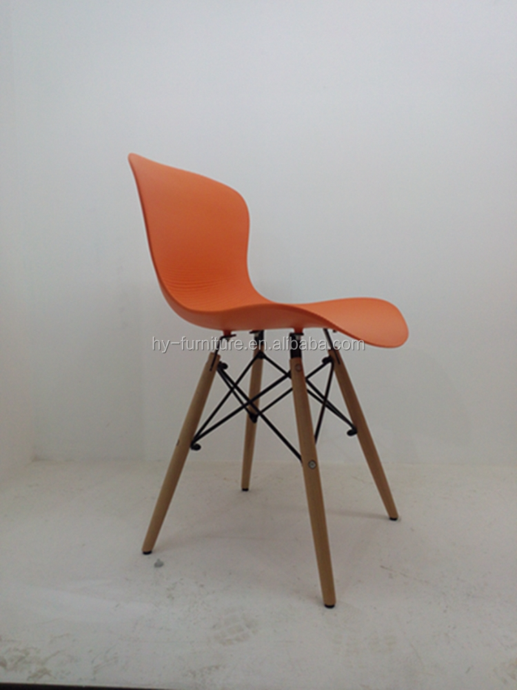 Outdoor Funiture Chair With Wooden Legs Set For Sale Hyx 609 Buy Plastic Chair With Wooden
