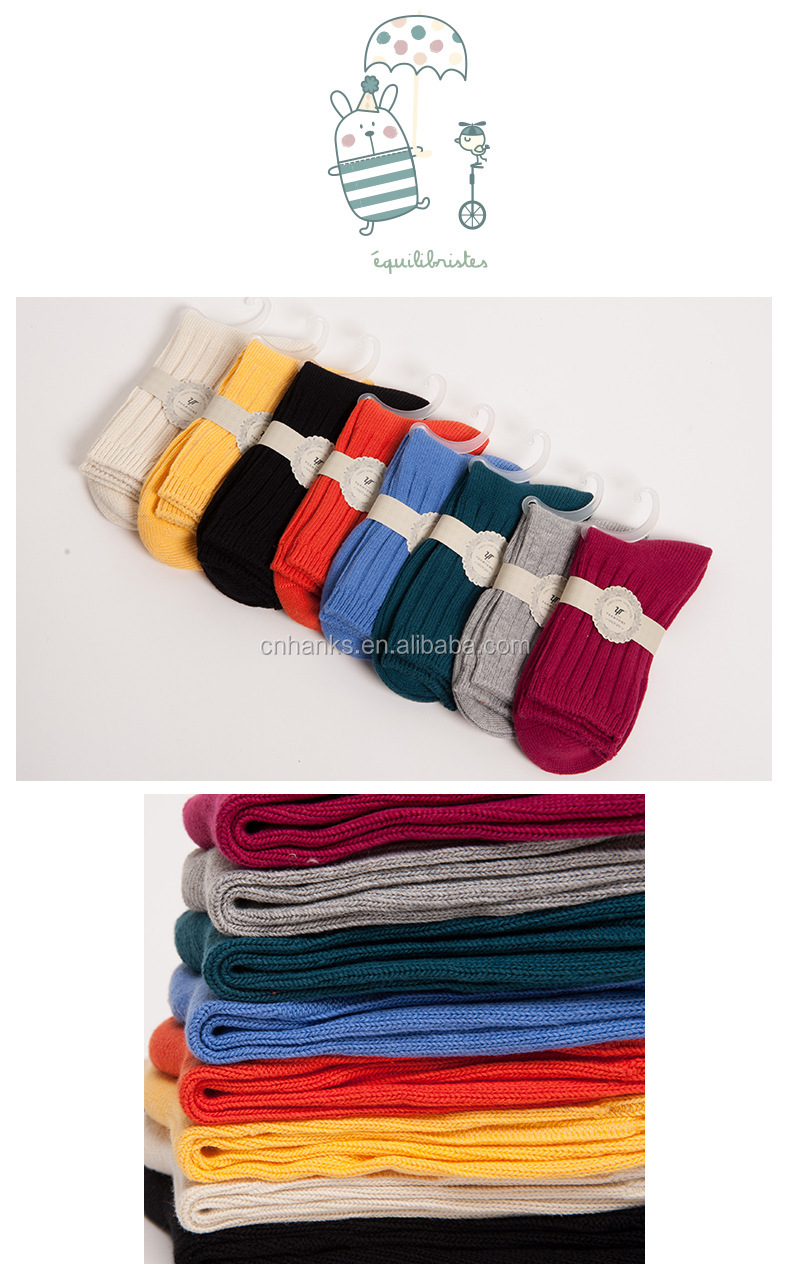 ladies autumn socks tube socks