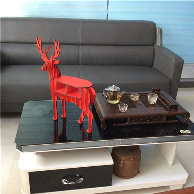 high quality deer table decoration for sitting room
