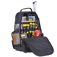 heavy duty work tool bag professional tool bag backpack for electrician