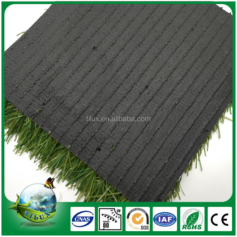 Football 50mm colourful soft synthetic turf soccer synthetic turf shock pad