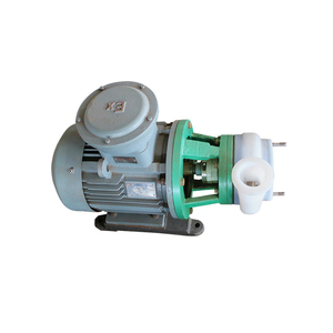 FSB Type Fluorine plastic china Chemical centrifugal pump with closed impeller water pumps