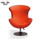 Wholesale september new leather armchair modern recliner leisure lounge chair