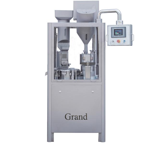 machine automatique de remplissage de capsules