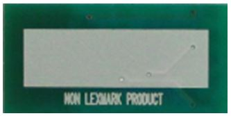 Toner Chip T634 For Lexmark TLX T634 HY T634 12A7365 12A7465