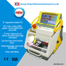 Popular high security key duplicating machine used key cutting machine sec-e9 locksmith supplies