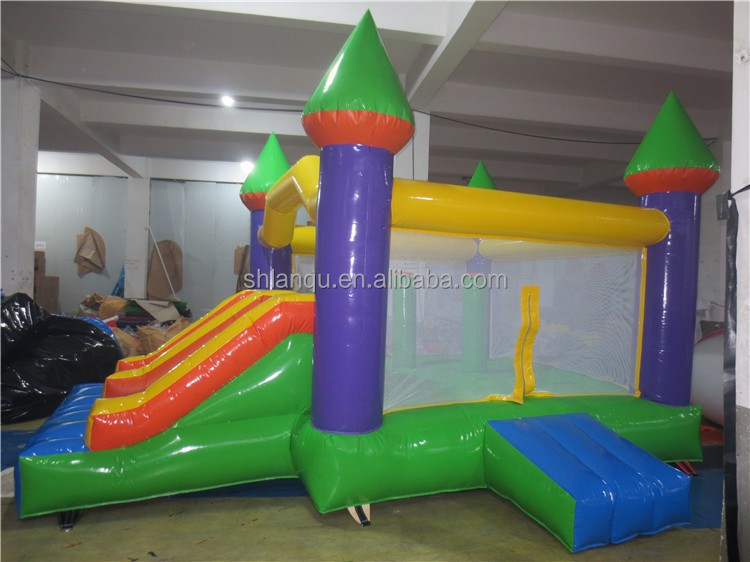 kids Cheap small indoor inflatable bouncer, bounce house for sale