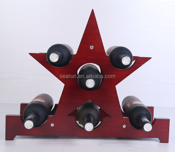 Hot Sale Red Wine Rack for Sale