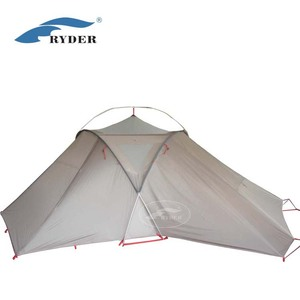 Vehicle Outdoor Equipment Camping Portable Family Cotton Poly Canvas Tent Bivouac Sports New Innovation Design Aluminum Pole