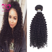 REINE Best Selling Cuticle Aligned 10 to 26 Inches Mink Brazilian Human Hair kinky curl On Sale