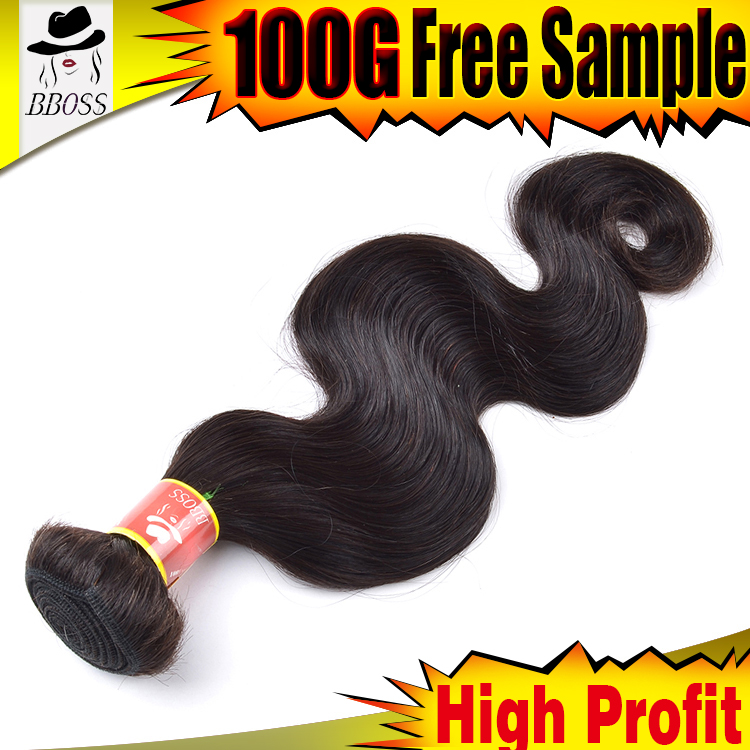 BBOSS grade 8a virgin hair brazilian soprano remy hair extensions,soprano human hair,body wave virgin brazilian hair extension