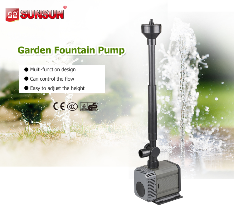 Sunsun 3000lh Hqb 3503 Submersible Garden Fountain Pump Pond