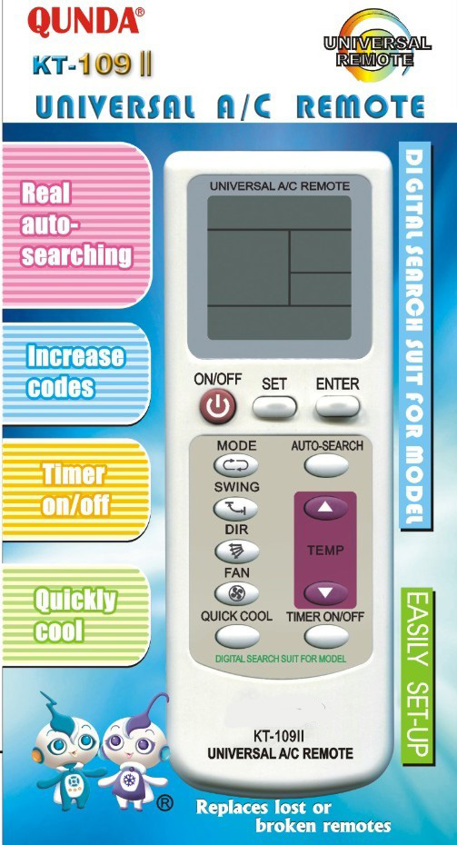 1000 In 1 Universal Ac Remote Manual