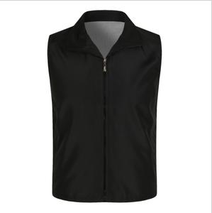 sportswear manufactures cheap volunteer vests Supermarket Work Vest