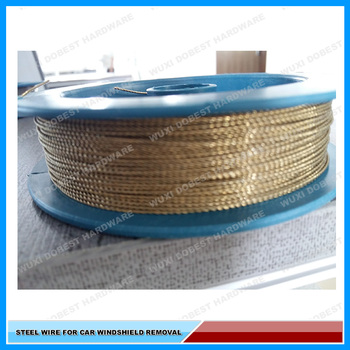 Aid Golden Braided Windshield Cut-out Wire - Buy Windshield Cutting ...