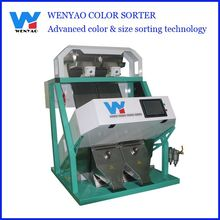 5400 pixel full color camera PET/PVC/ABS/PVB/HDPE/PLASTICS color sorter machine