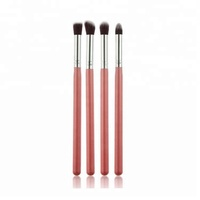 2019 new products fashion design mini makeup brush 4 pcs eyeshadow brushes set