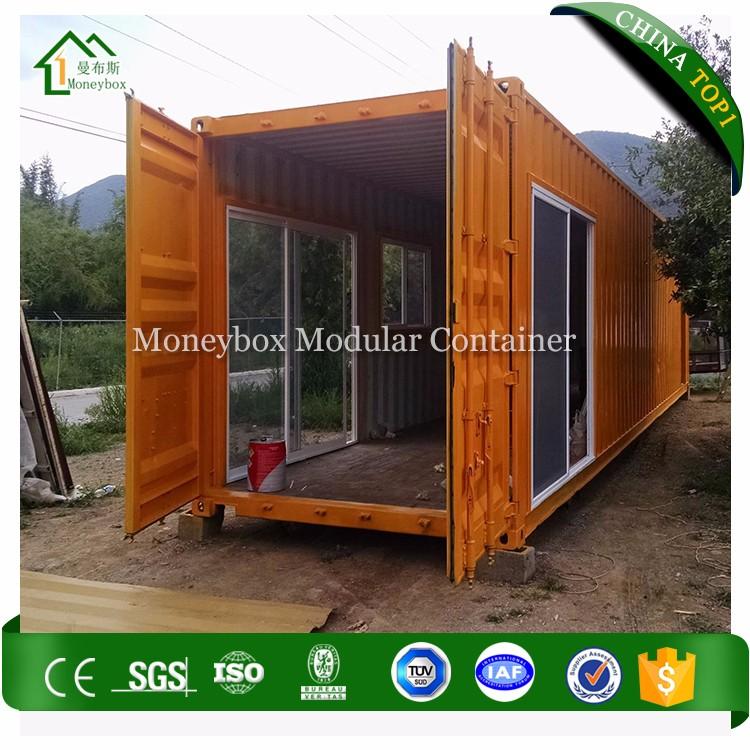 Baustelle 40 Fuss Container Haus 40 Ft Container Buro Haus Fertighaus