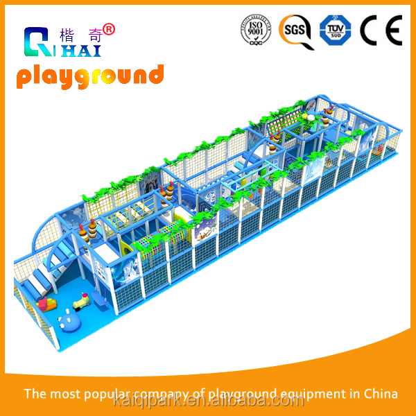 Children indoor playground ocean theme playground,kids play game <strong>equipment</strong>