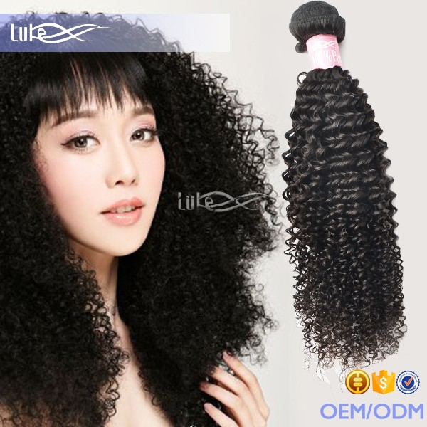 Human Hair Products Manufacturer Fashion Raw Virgin Peruvian Afro Kinky Curl Hair Extention In South Africa