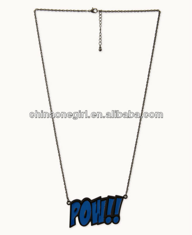 Fashion POW!! Necklace