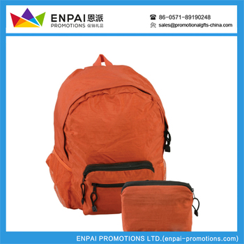 High quality Promotional Super light Fold away Bags