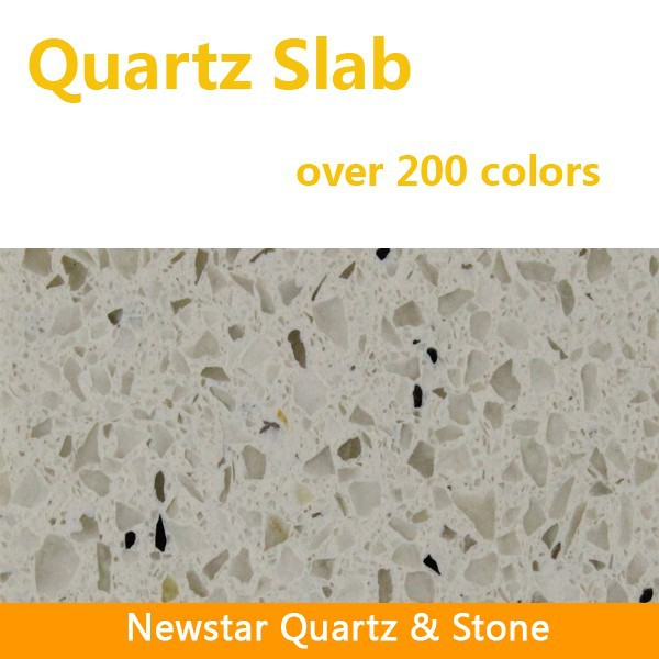 NQ3071Y--Newstar Sesame white wholesale quartz slabs