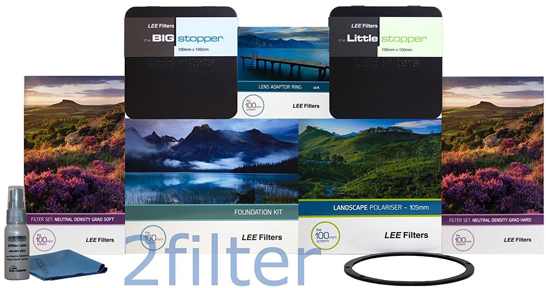 Buy Lee Filters Ultimate Landscape Kit includes FK Holder, 82mm Wide
