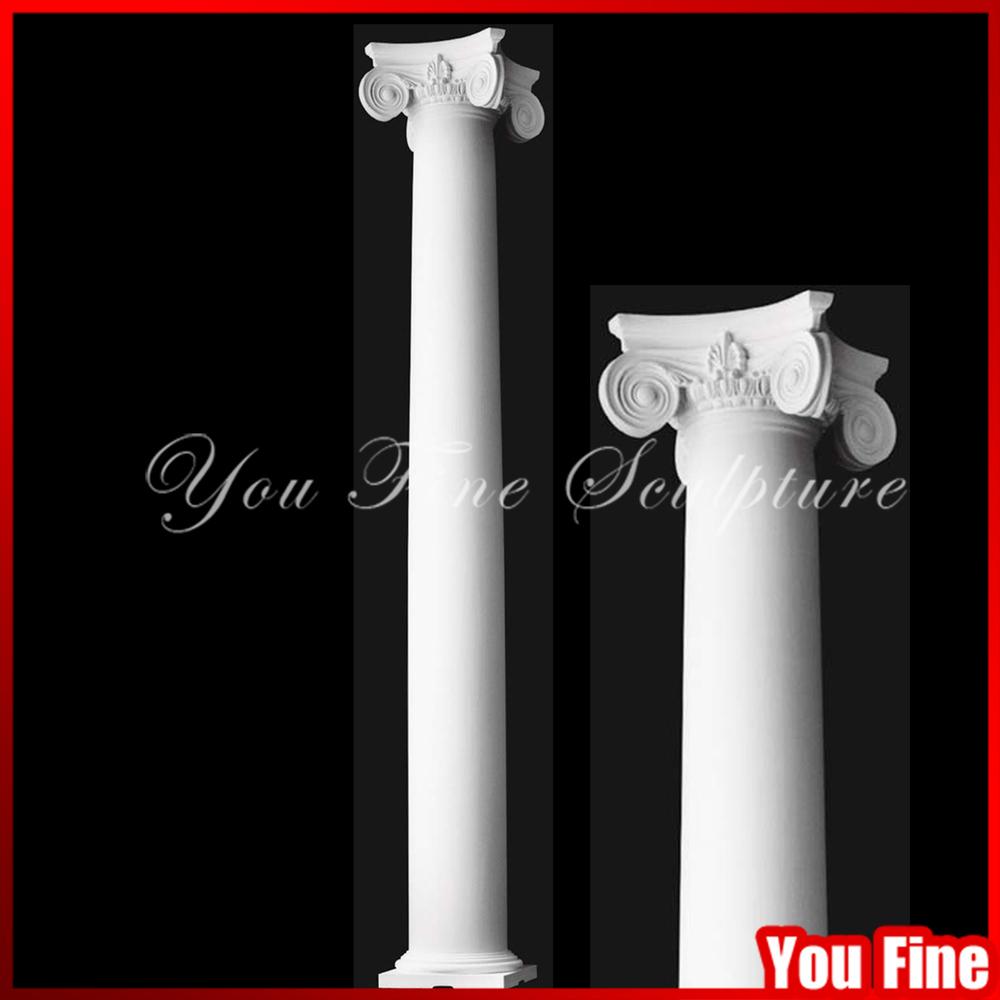marmol piedra columna de la puerta piedra diseo de columnas porche