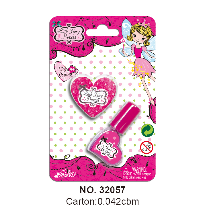 Party supply little girl make up cosmetic