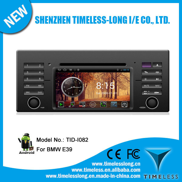 Android system Car DVD for BMW X5(E53) 2000-2006 with GPS Ipod DVR digital TV BT Radio 3G/Wifi(TID-I082)