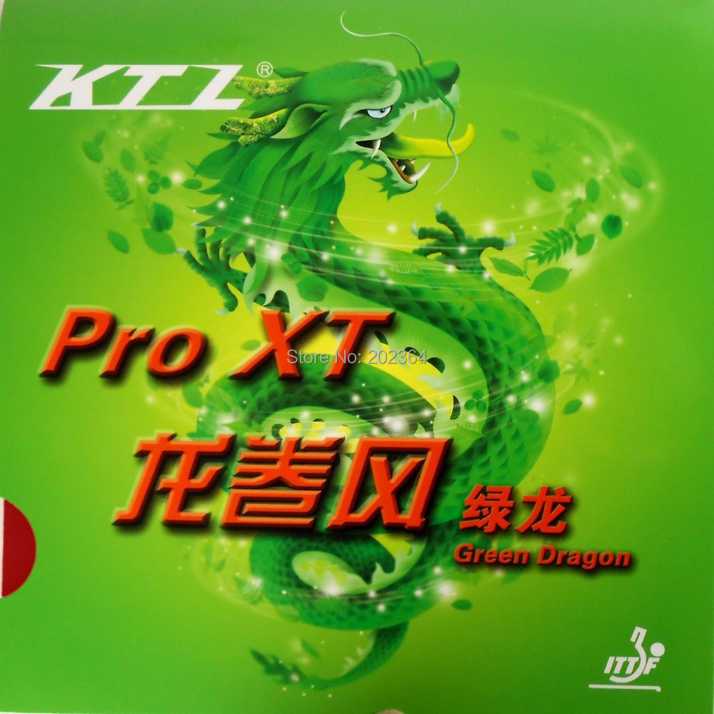 Ktl Pro Xt Green Dragon Pips In Table Tennis Pingpong